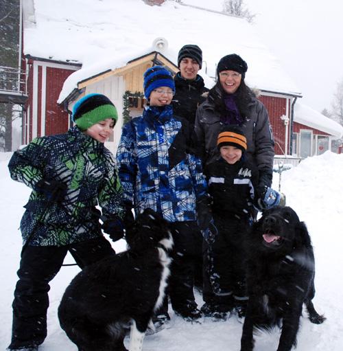 Familjen Nilsbrink
