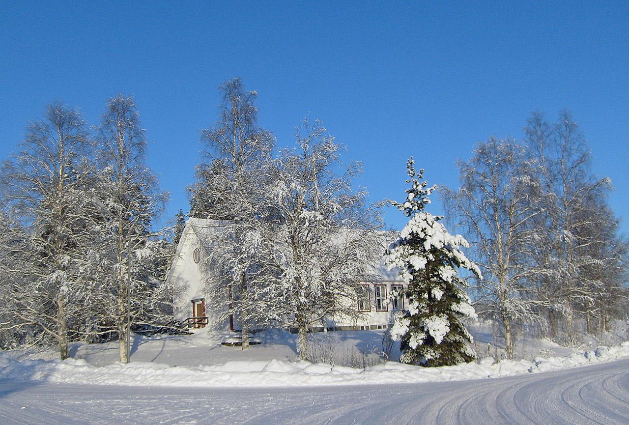 Missionshuset Tväråbäck 23 januari 2013